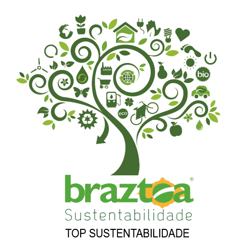 Prêmio - BRAZTOA Top Sustentabilidade