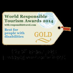 Premio de o melhor para pessoas com deficiência