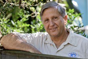 José Fernandes Franco, diretor dos hotéis fazenda Campo e Parque dos Sonhos posando para foto